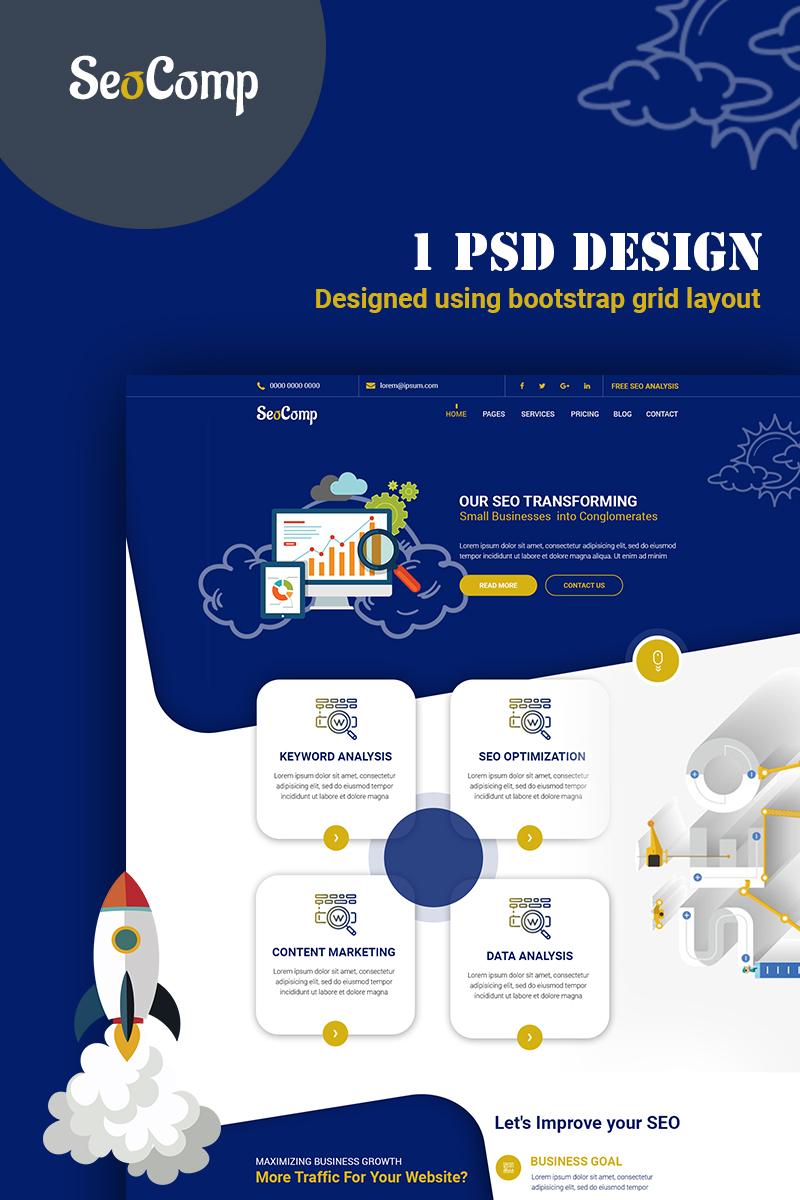 SeoComp PSD Template