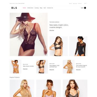 Купить  пофессиональные Shopify шаблоны. Купить шаблон #78941 и создать сайт.