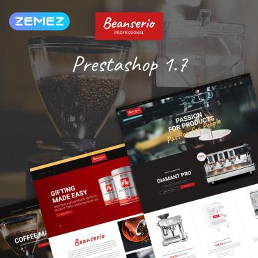Купить  пофессиональные PrestaShop шаблоны. Купить шаблон #78973 и создать сайт.
