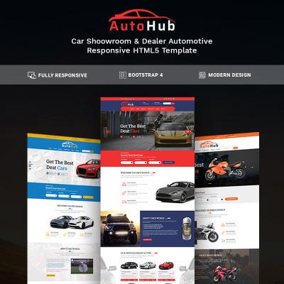 17 Best Car Dealer Website Templates Car Dealer Html Templates