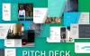 Szablon Keynote Pitch Deck Professional #78904 Duży zrzut ekranu