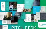 Szablon Keynote Pitch Deck Professional #78904
