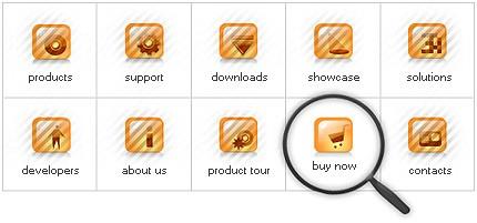 Icon Set Template 7926 Screenshots