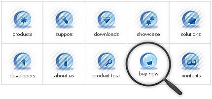 Icon Set Template 7932 Screenshots