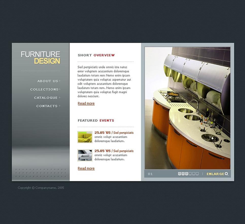 Mod le flash 7946 pour site de meubles for Site ameublement