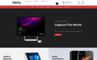 Elocity - Electronics Store WooCommerce Theme