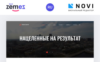 Media Gruppa - Advertising Agency Ready-to-Use Clean HTML