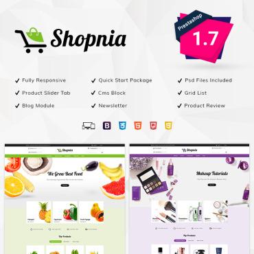Купить  пофессиональные PrestaShop шаблоны. Купить шаблон #79038 и создать сайт.