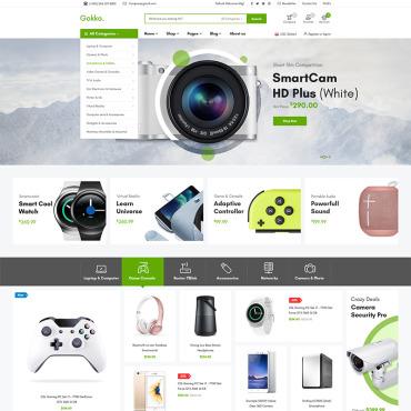 Купить  пофессиональные WooCommerce шаблоны. Купить шаблон #79040 и создать сайт.