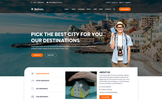 Bahon - Travel Agency