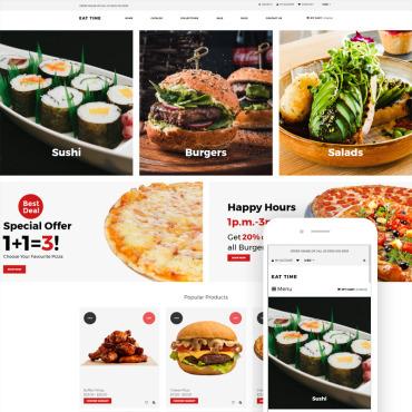 Купить  пофессиональные Shopify шаблоны. Купить шаблон #79135 и создать сайт.