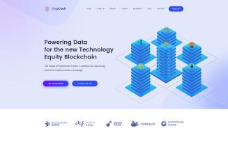 Crypcash - ICO, Bitcoin and Cryptocurrency WordPress Theme