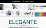 Elegante Business PowerPoint Template