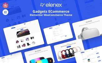 Elenex - Gadgets ECommerce Classic Elementor WooCommerce Theme