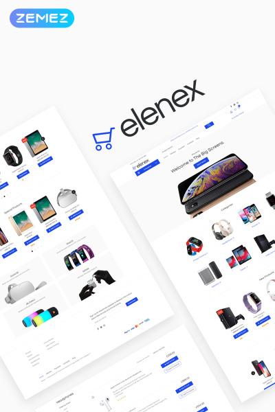 Elenex - Gadgets ECommerce Classic Elementor