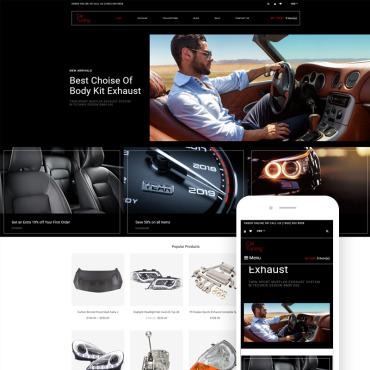 Купить  пофессиональные Shopify шаблоны. Купить шаблон #79308 и создать сайт.