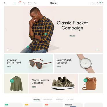 Купить  пофессиональные WooCommerce шаблоны. Купить шаблон #79384 и создать сайт.