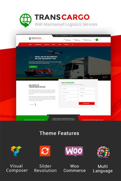 Trans Cargo - Transport & Logistics