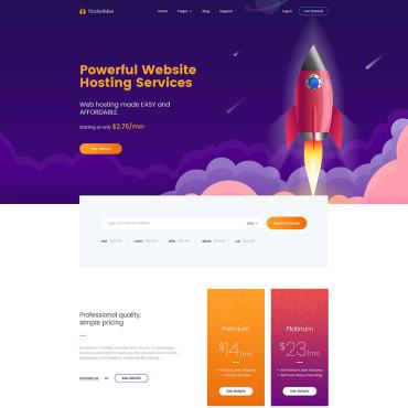 Купить  пофессиональные Bootstrap и html шаблоны. Купить шаблон #79433 и создать сайт.