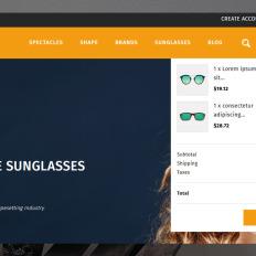 53b0df908ed Knight Online Goggles Store. Premium PrestaShop Theme  79406.  139.  Responsive