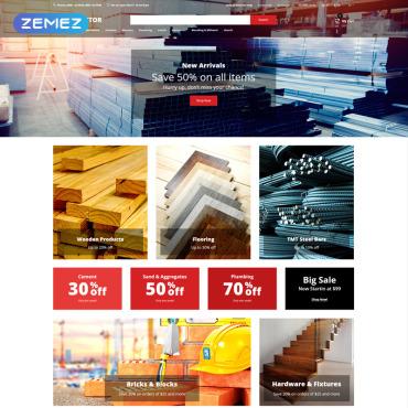 Купить  пофессиональные OpenCart шаблоны. Купить шаблон #79526 и создать сайт.