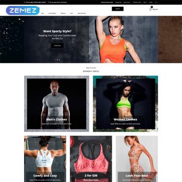 Купить  пофессиональные OpenCart шаблоны. Купить шаблон #79529 и создать сайт.