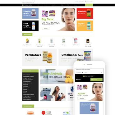 Купить  пофессиональные Shopify шаблоны. Купить шаблон #79598 и создать сайт.
