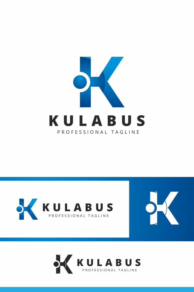 Kulabus K Letter Logo Template