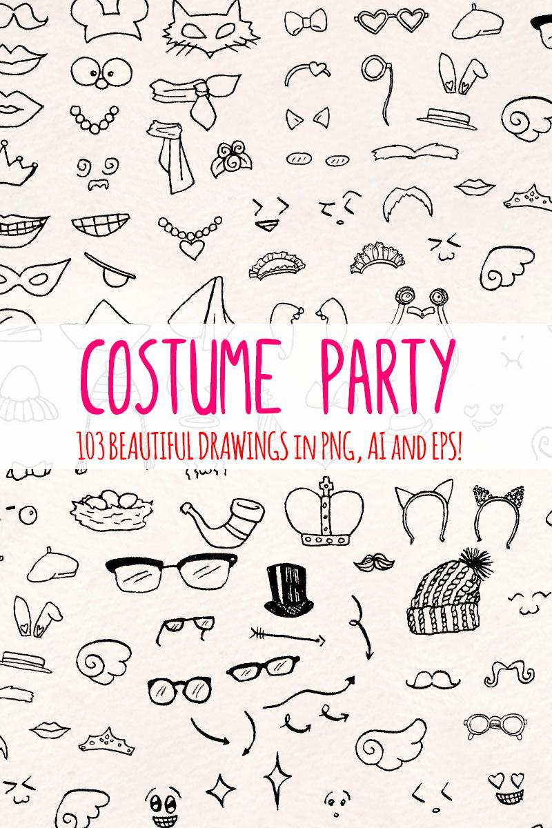 103 Fancy Dress Costume Drawings Açıklamalar #79616 - Ekran resmi