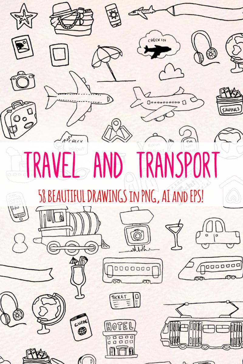 58 Holiday, Travel and Transport Açıklamalar #79693