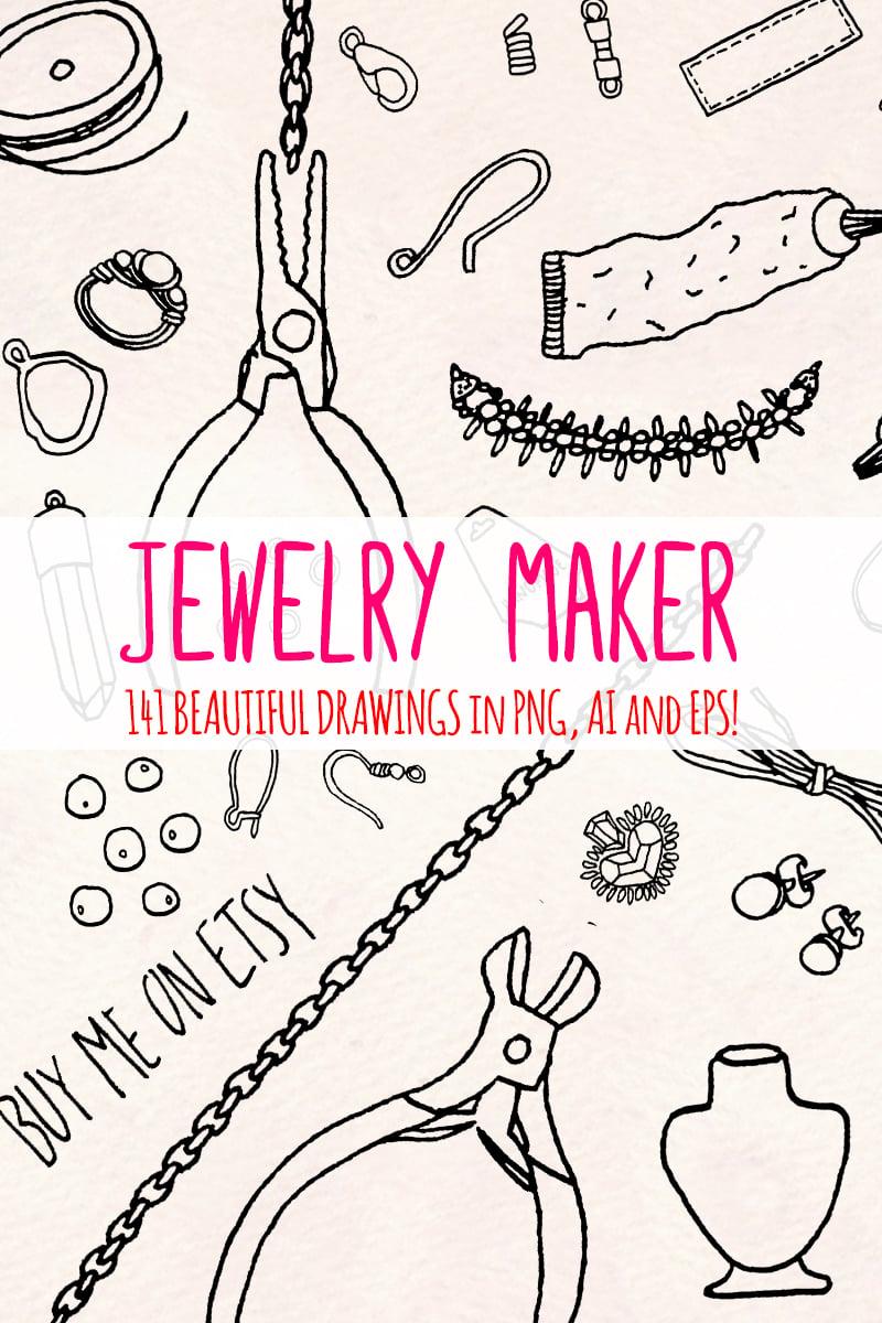 141 Jewellery Making Craft Shop Açıklamalar #79622