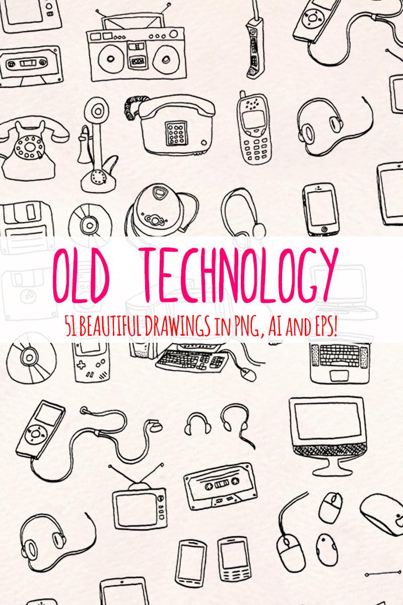 51 Retro Computer and Technology Açıklamalar #79685