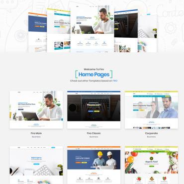 Купить  пофессиональные Bootstrap и html шаблоны. Купить шаблон #79773 и создать сайт.