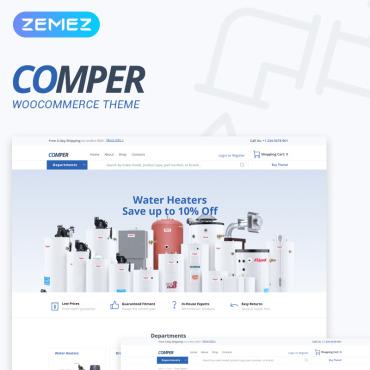 Купить  пофессиональные WooCommerce шаблоны. Купить шаблон #79791 и создать сайт.