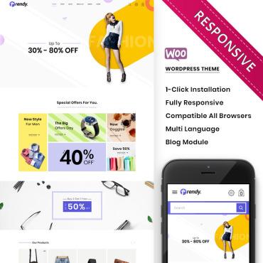 Купить  пофессиональные WooCommerce шаблоны. Купить шаблон #79795 и создать сайт.