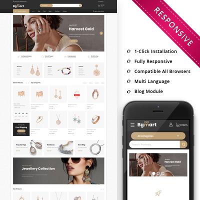 Revolution Slider WooCommerce Themes | TemplateMonster