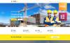 BuildWall Lite - Construction Company Elementor WordPress Theme WordPress Theme New Screenshots BIG