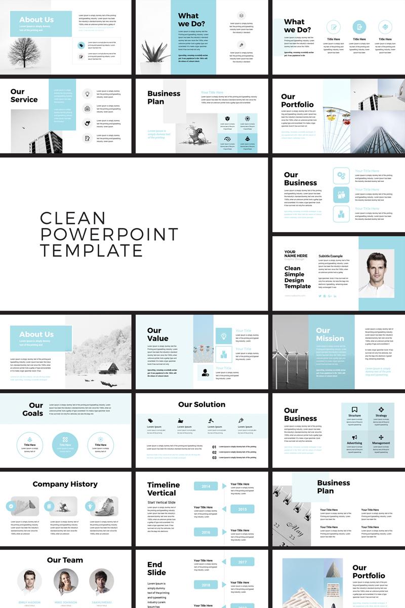 pehela clean minimal powerpoint template 79711 big