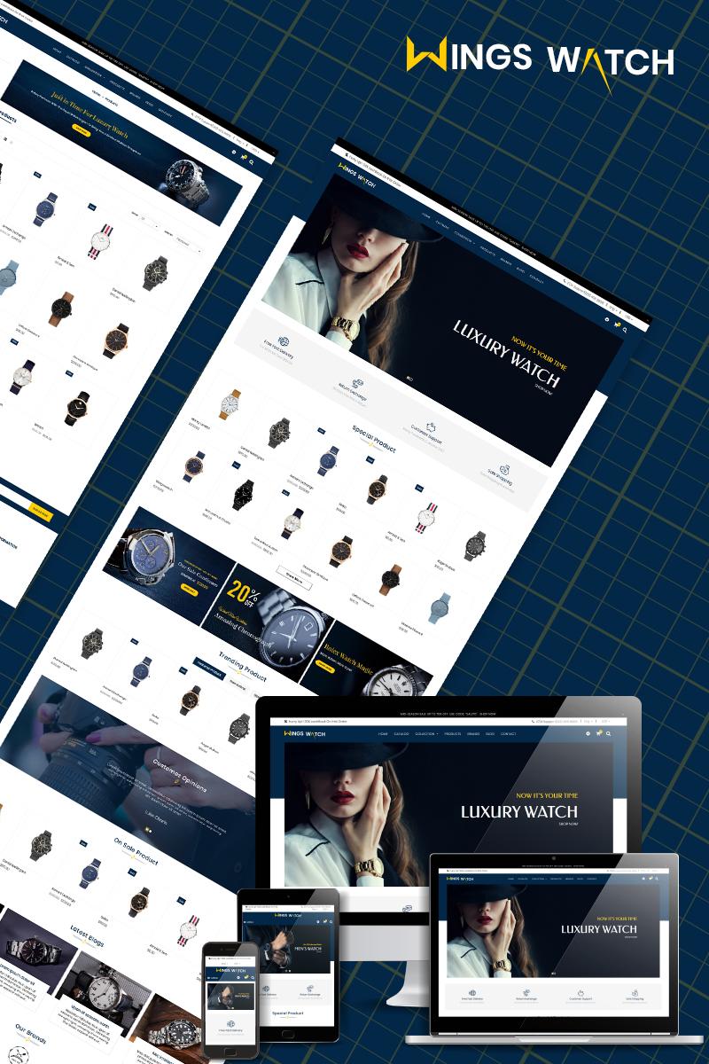 Wings Watch - Multipurpose Shopify Theme