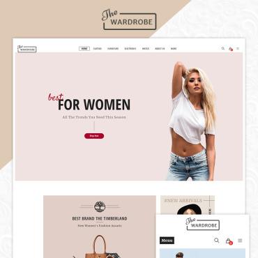 Купить  пофессиональные PrestaShop шаблоны. Купить шаблон #79819 и создать сайт.