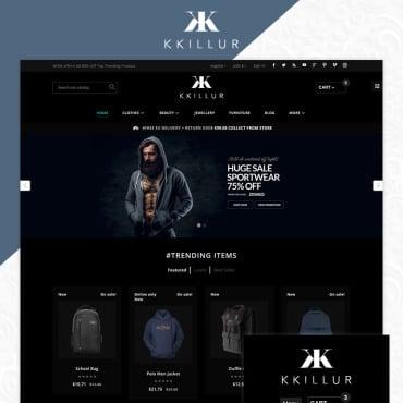 Купить  пофессиональные PrestaShop шаблоны. Купить шаблон #79842 и создать сайт.