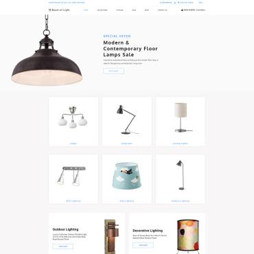 Купить  пофессиональные Shopify шаблоны. Купить шаблон #79856 и создать сайт.