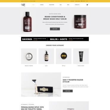 Купить  пофессиональные Shopify шаблоны. Купить шаблон #79857 и создать сайт.