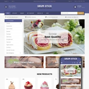 Купить  пофессиональные PrestaShop шаблоны. Купить шаблон #79888 и создать сайт.