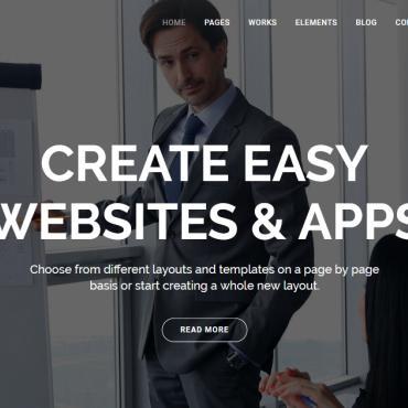 Купить  пофессиональные Joomla шаблоны. Купить шаблон #79895 и создать сайт.