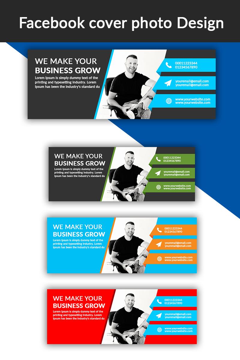 Facebook Cover Photo Design Social Media - screenshot