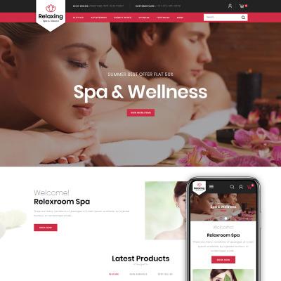 Tema PrestaShop  №79835 para Sites de Medico