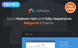 Softonne - FREE Electronics Simple Magento Theme