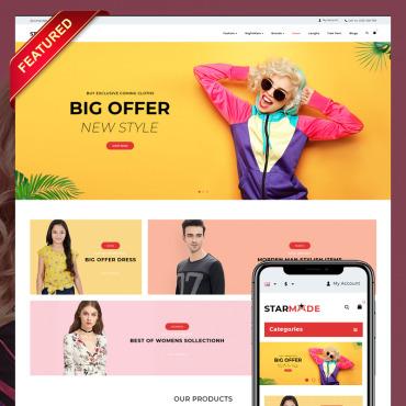 Купить  пофессиональные OpenCart шаблоны. Купить шаблон #79931 и создать сайт.