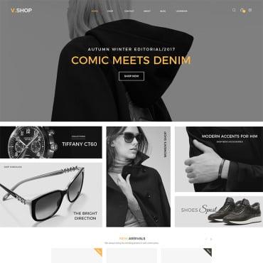 Купить  пофессиональные WooCommerce шаблоны. Купить шаблон #79962 и создать сайт.